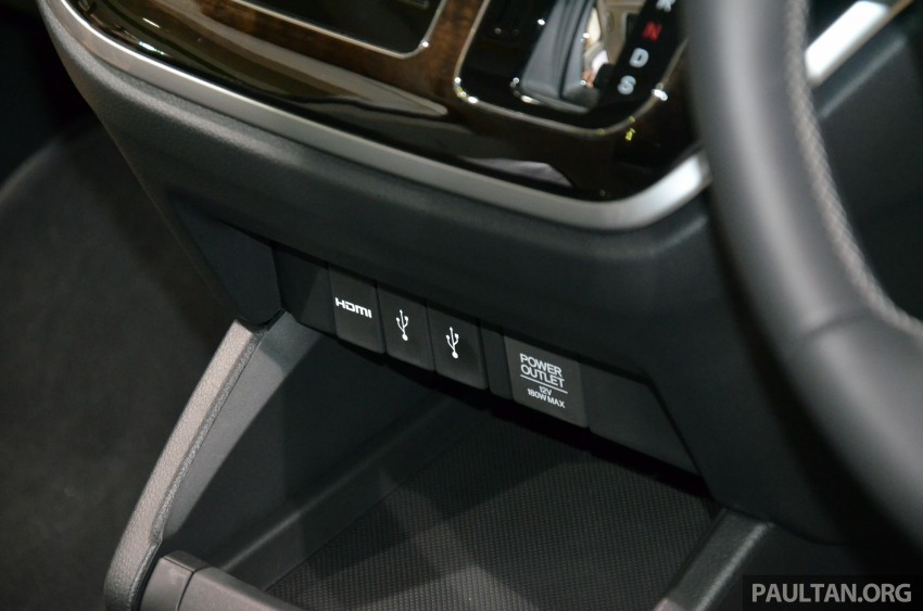 2013 Honda Odyssey launched – RM228k to RM248k Image #209677