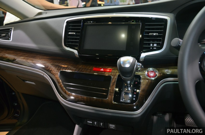 2013 Honda Odyssey launched – RM228k to RM248k Image #209678
