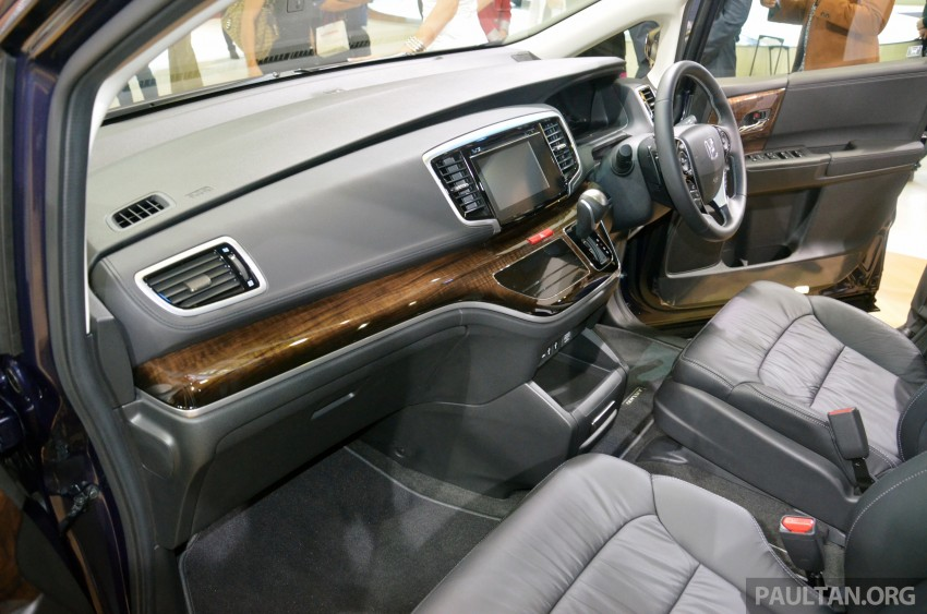 2013 Honda Odyssey launched – RM228k to RM248k Image #209686