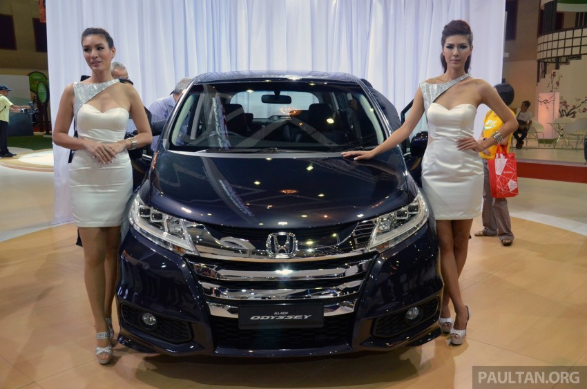 2013 Honda Odyssey launched – RM228k to RM248k Image #209687