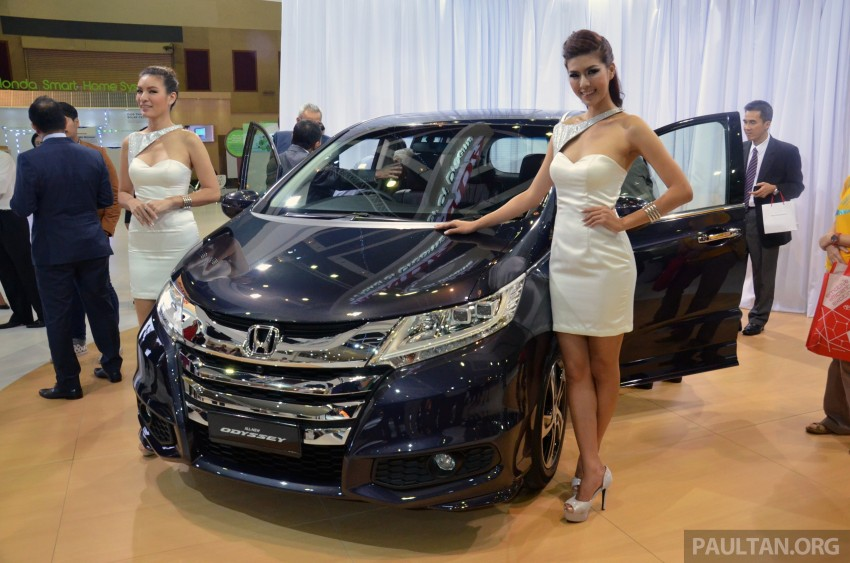 2013 Honda Odyssey launched – RM228k to RM248k Image #209688