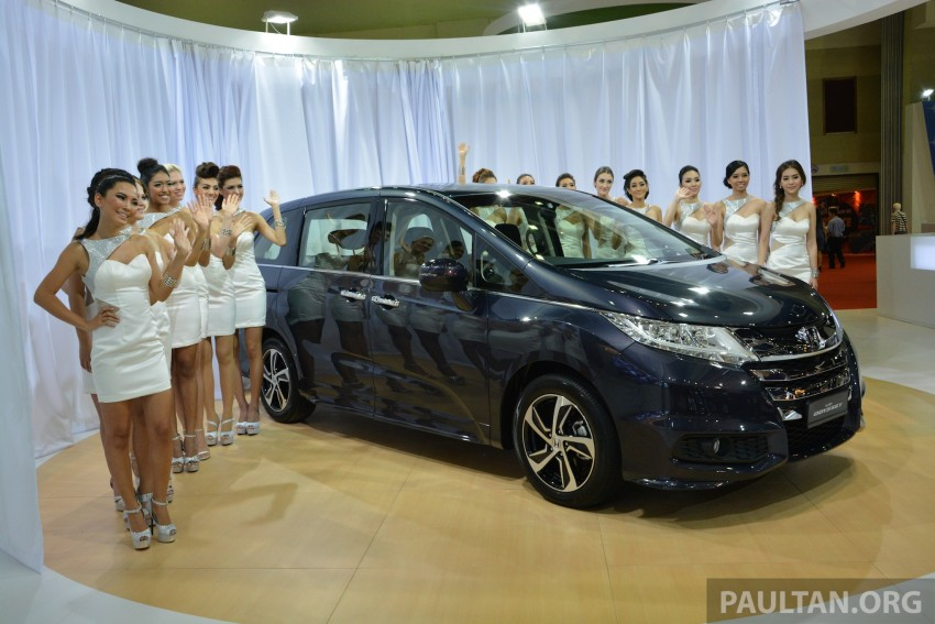 2013 Honda Odyssey launched – RM228k to RM248k Image #209716