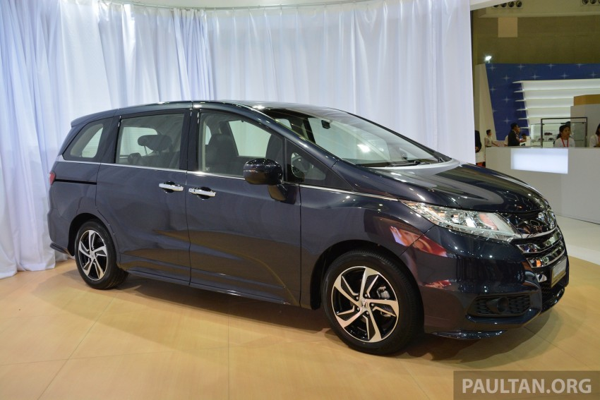 2013 Honda Odyssey launched – RM228k to RM248k Image #209717