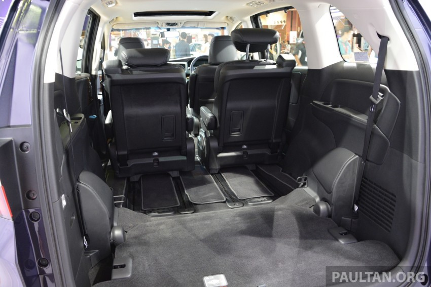 2013 Honda Odyssey launched – RM228k to RM248k Image #209721