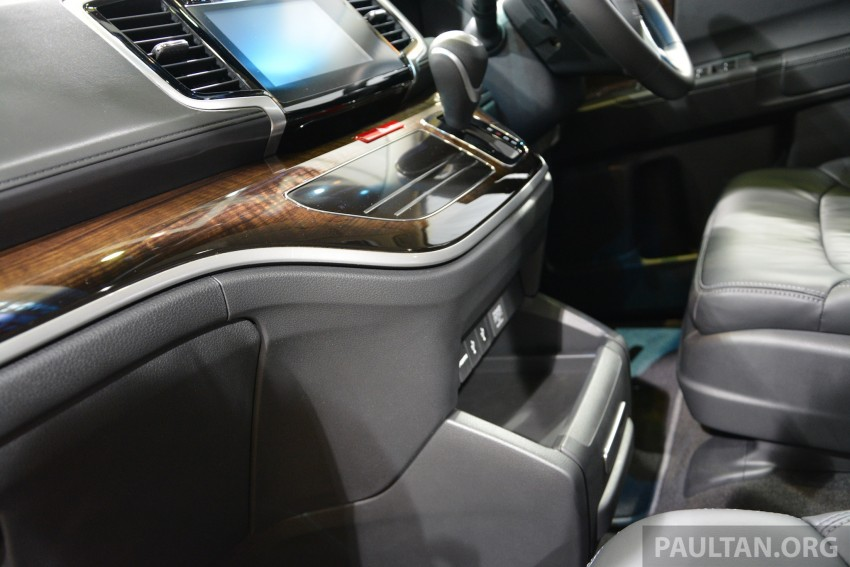 2013 Honda Odyssey launched – RM228k to RM248k Image #209723