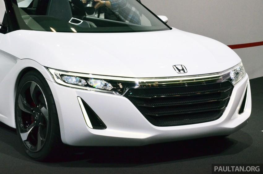 Tokyo 2013: Honda S660 Concept makes debut Image #212657