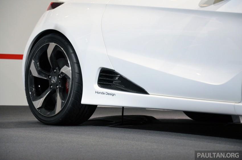 Tokyo 2013: Honda S660 Concept makes debut Image #212659
