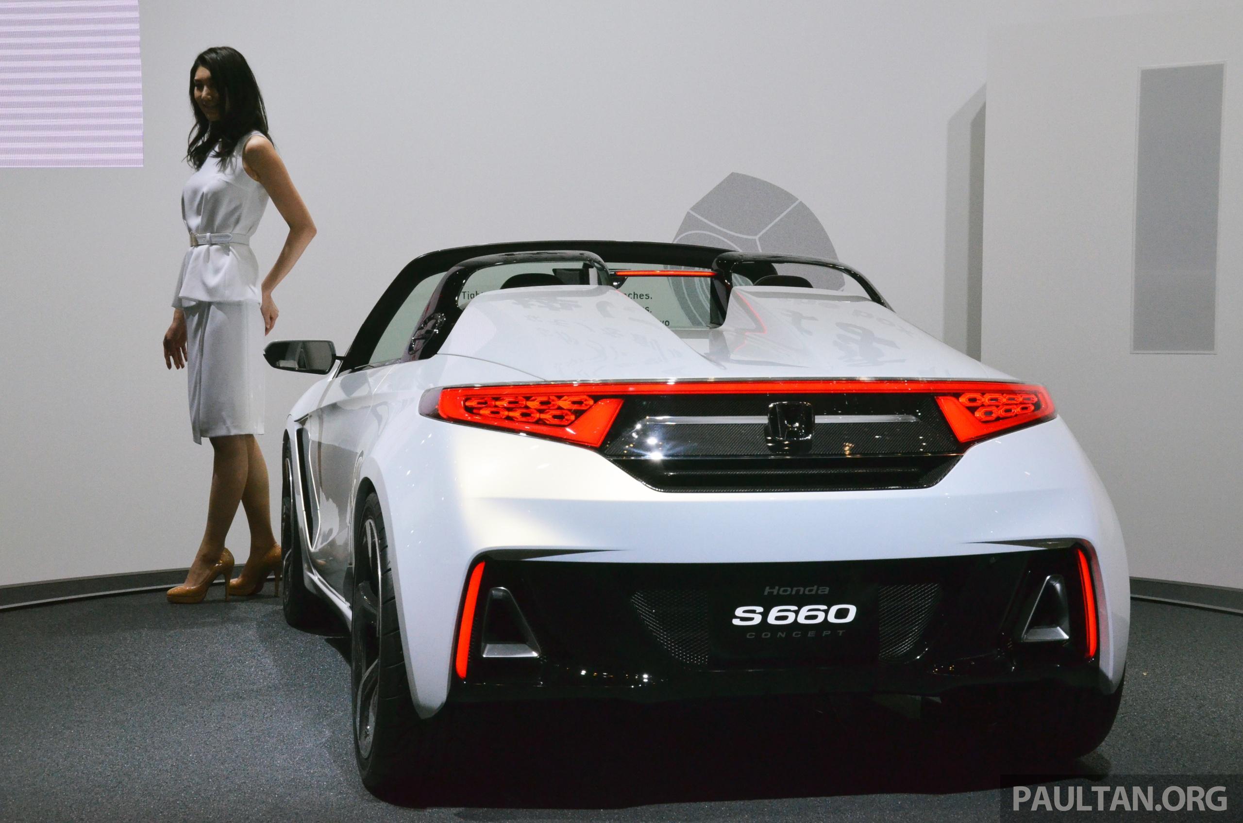 Tokyo 2013 Honda S660 Concept Makes Debut Image 212663