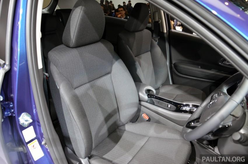 Honda Vezel – Jazz-based SUV debuts in Tokyo Image #212079