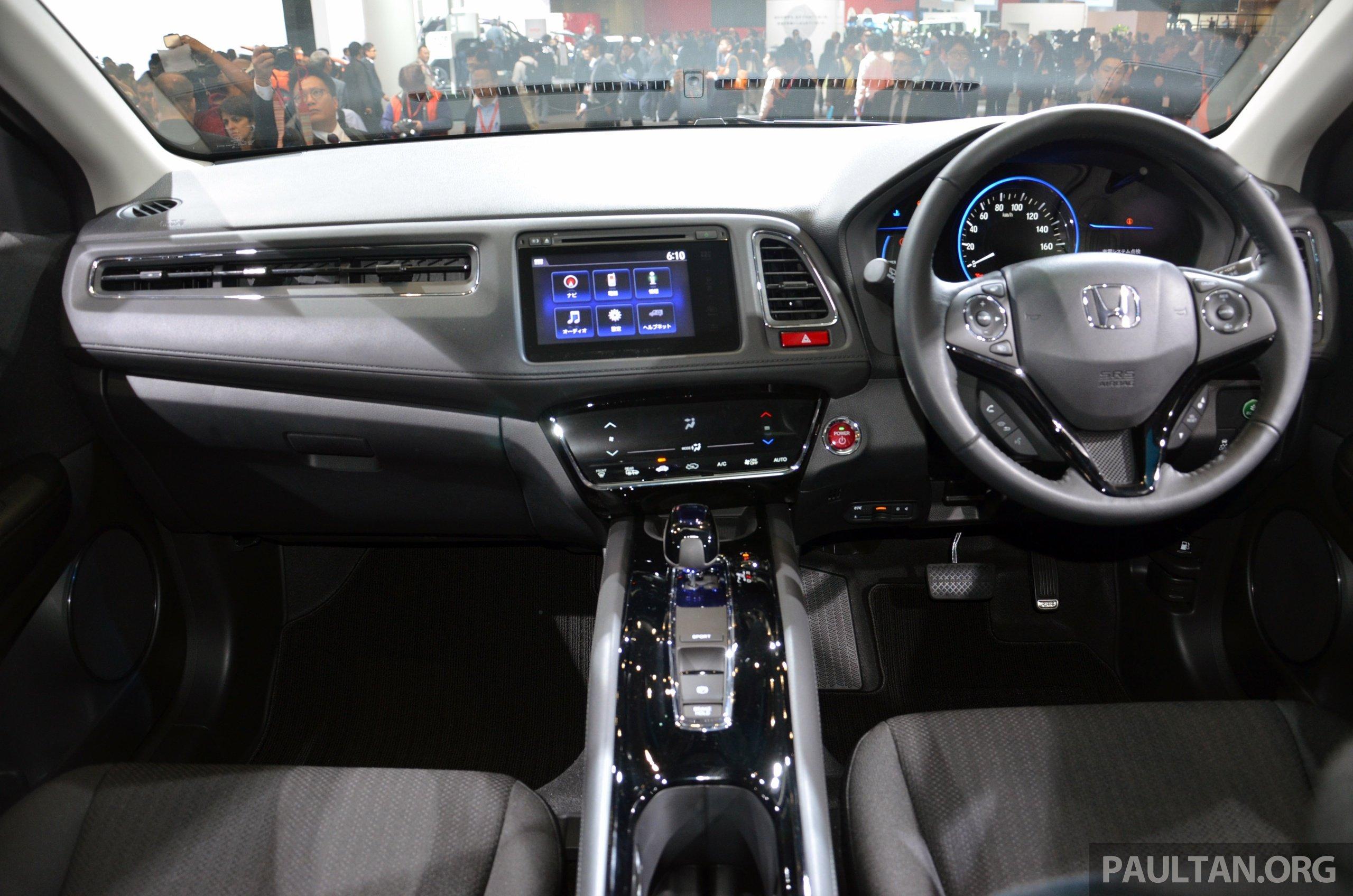 Honda Vezel 2018 >> Honda Vezel – Jazz-based SUV debuts in Tokyo Paul Tan - Image 212082