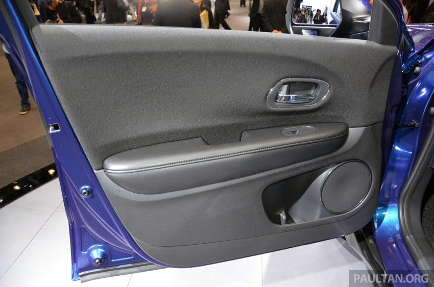 Honda Vezel – Jazz-based SUV debuts in Tokyo Image #212089