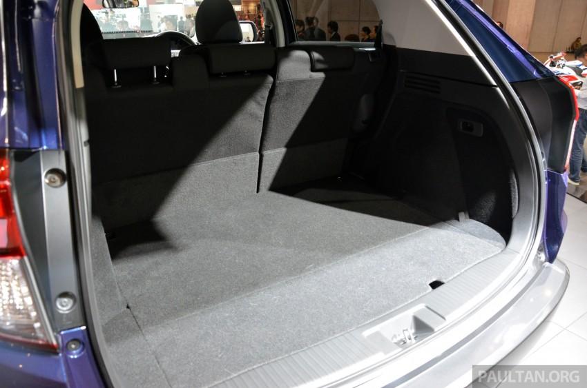 Honda Vezel – Jazz-based SUV debuts in Tokyo Image #212096