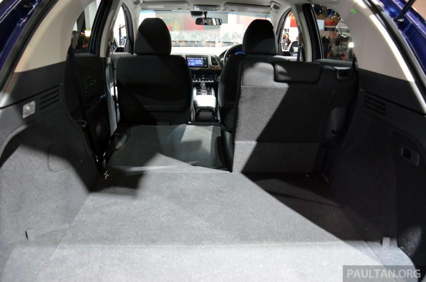 Honda Vezel – Jazz-based SUV debuts in Tokyo Image #212099