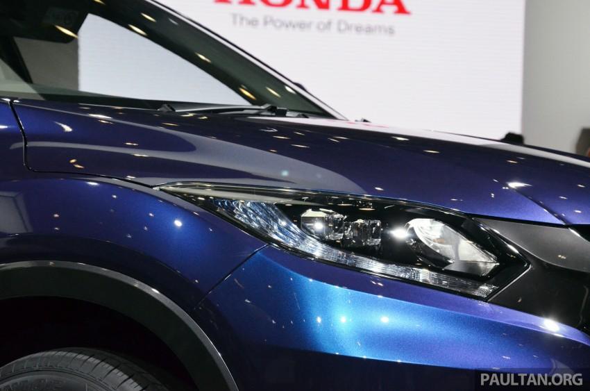 Honda Vezel – Jazz-based SUV debuts in Tokyo Image #212027