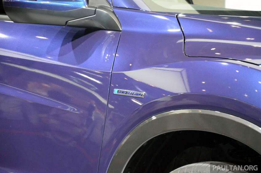 Honda Vezel – Jazz-based SUV debuts in Tokyo Image #212030