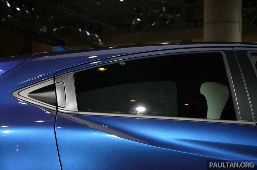 Honda Vezel – Jazz-based SUV debuts in Tokyo Image #212034