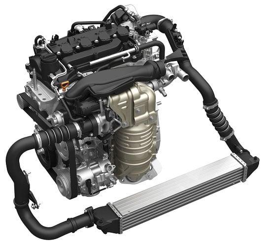 Honda introduces three new VTEC TURBO engines Image #211271