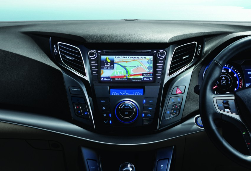 Hyundai i40 Sedan and Tourer launched in Malaysia – duo priced and positioned above the Sonata Image #210268