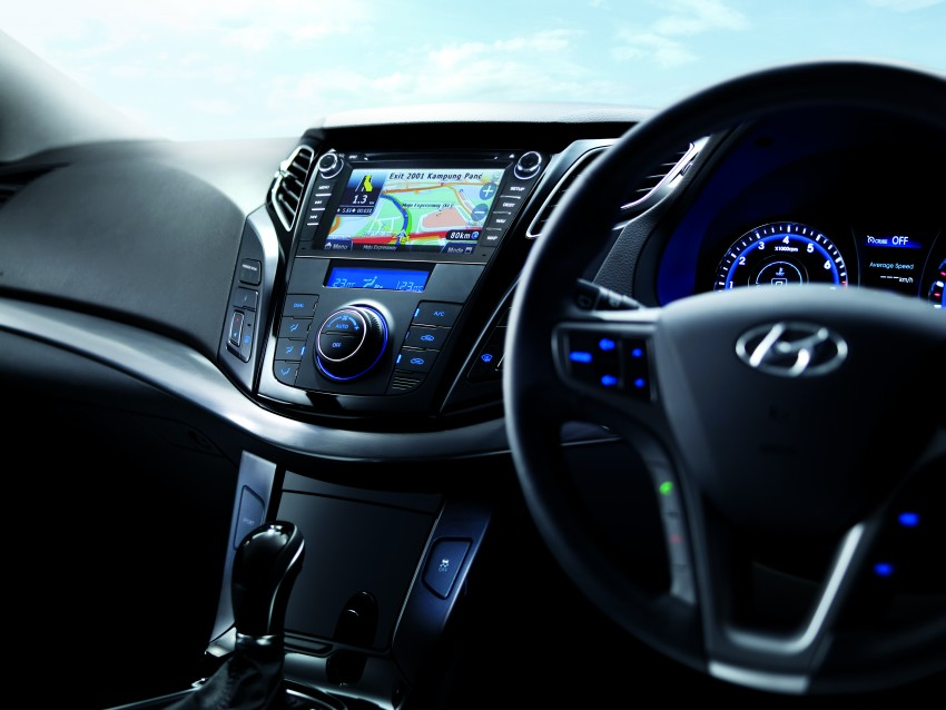 Hyundai i40 Sedan and Tourer launched in Malaysia – duo priced and positioned above the Sonata Image #210267