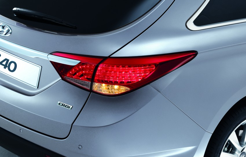 Hyundai i40 Sedan and Tourer launched in Malaysia – duo priced and positioned above the Sonata Image #210271