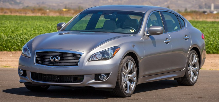 Infiniti going to KLIMS for the first time, to show Q50 Image #208982