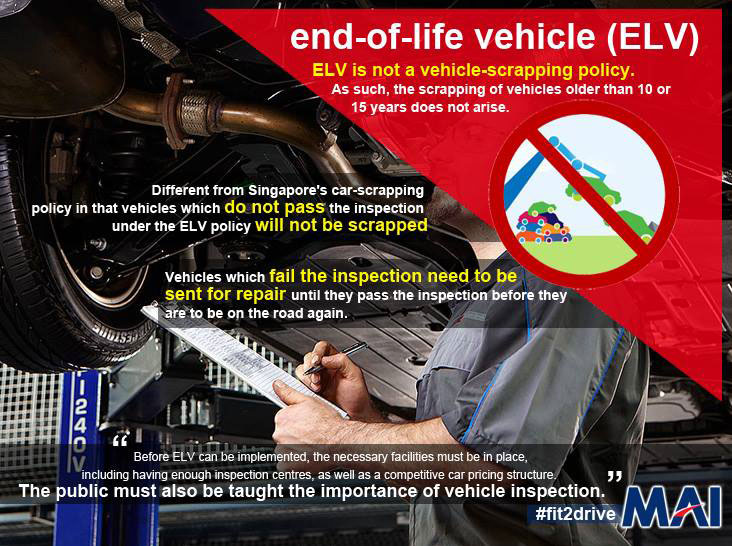 Owners of older cars rejoice, 12 year vehicle end of life policy will not be implemented for now Image #213233