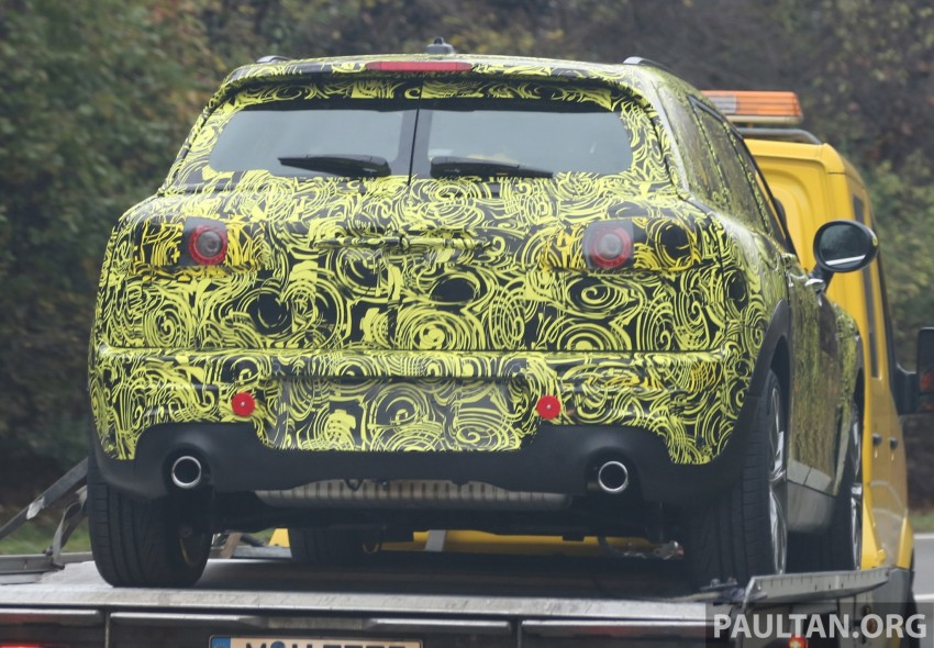 SPYSHOTS: Two new bodystyles for the MINI sighted Image #210175
