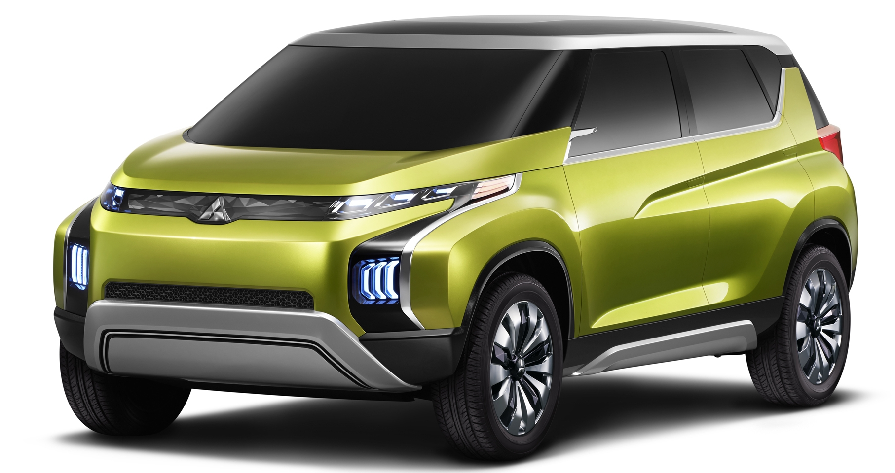 Mitsubishi Concept GC-PHEV, XR-PHEV and AR – previewing the new Pajero, ASX and Grandis Image 207638