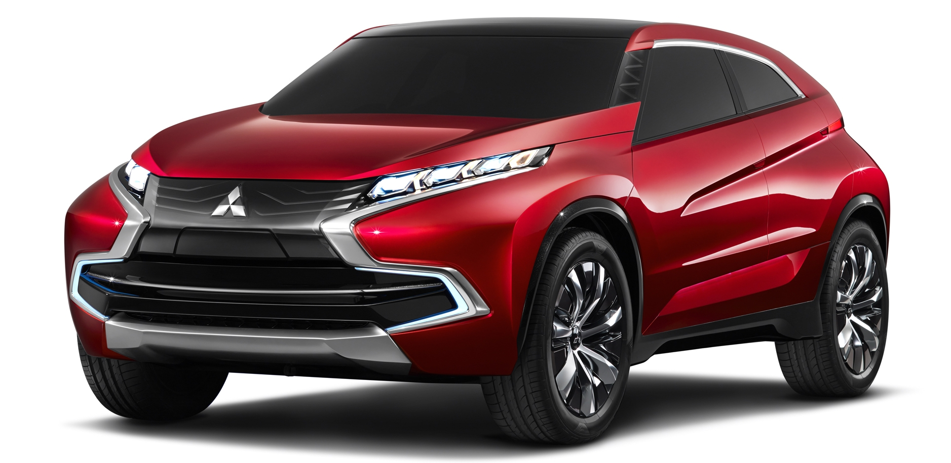 Mitsubishi Asx Concept >> Mitsubishi Concept GC-PHEV, XR-PHEV and AR – previewing the new Pajero, ASX and Grandis Image 207636