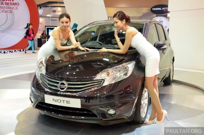 Nissan Note mini-MPV seen at KLIMS, coming soon? Image #210660
