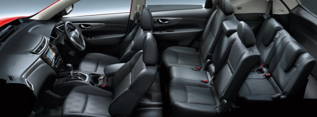 nissan x trail makes thai debut is malaysia next. Black Bedroom Furniture Sets. Home Design Ideas
