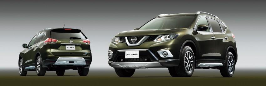 Tokyo 2013: Nissan X-Trail, Japan-spec third-gen Image #214308