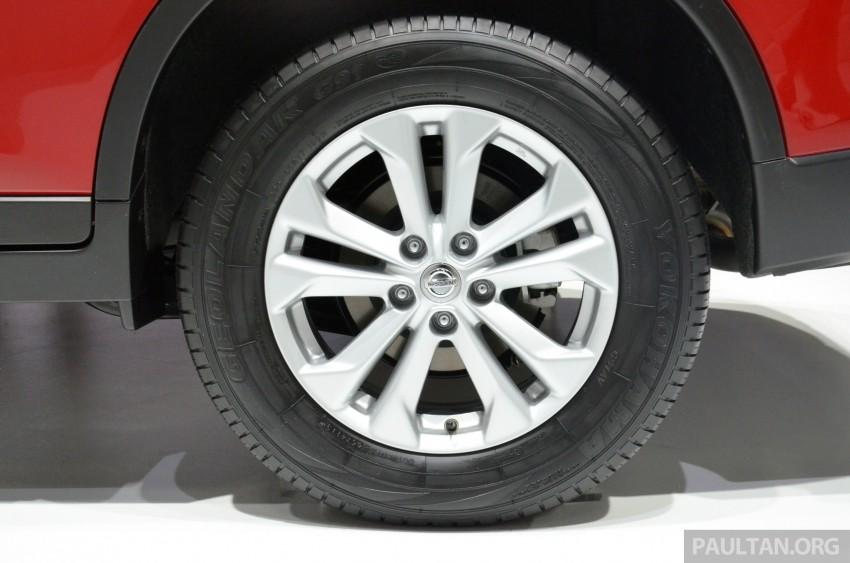Tokyo 2013: Nissan X-Trail, Japan-spec third-gen Image #213970