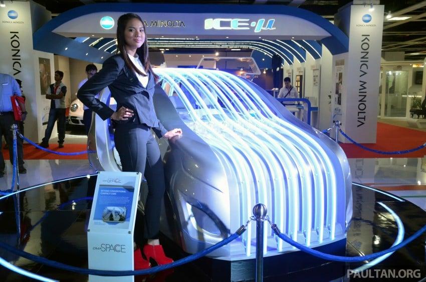 Perodua GMA Space previews new Viva interior Image #209845