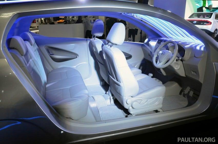 Perodua GMA Space previews new Viva interior Image #209849