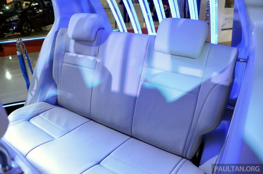 Perodua GMA Space previews new Viva interior Image #209851