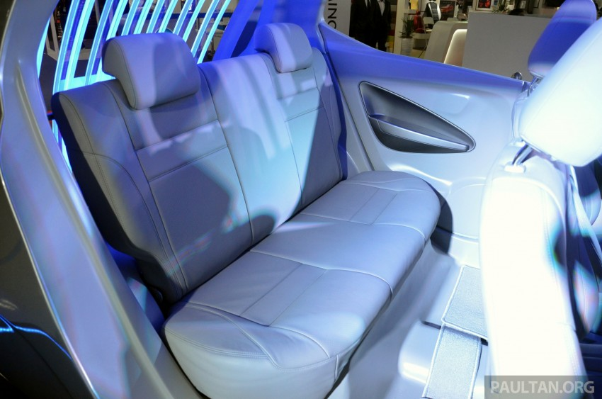 Perodua GMA Space previews new Viva interior Image #209854