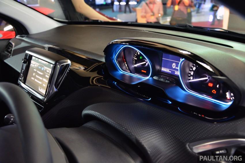 Peugeot 2008 previewed at KLIMS13, Jan 2014 launch Image #209708