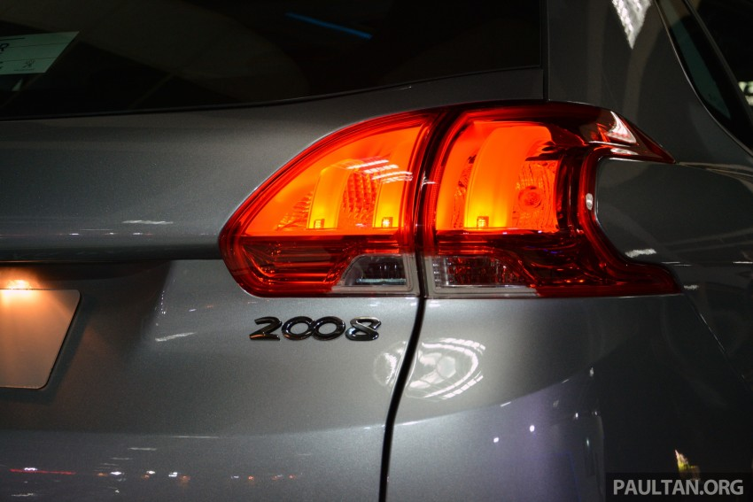 Peugeot 2008 previewed at KLIMS13, Jan 2014 launch Image #209712