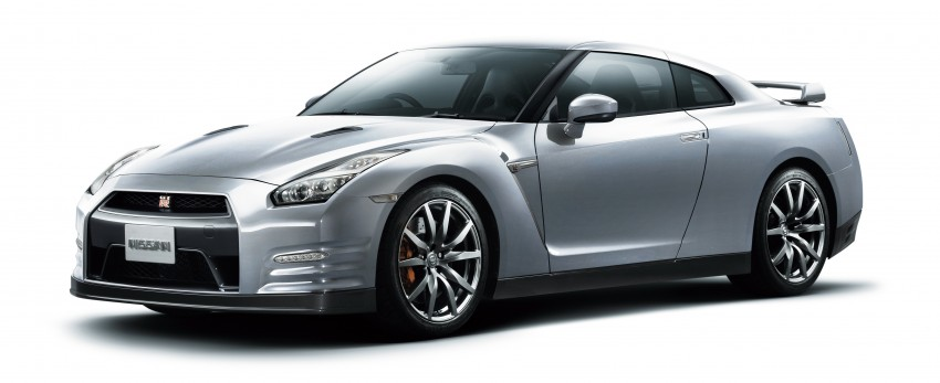 2014 Nissan GT-R facelift unveiled in Tokyo with updated suspension and looks Image #212235