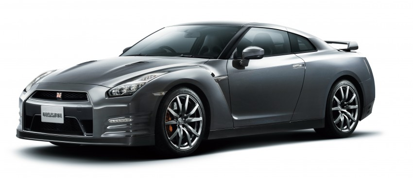 2014 Nissan GT-R facelift unveiled in Tokyo with updated suspension and looks Image #212237