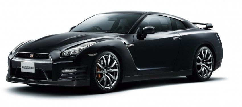 2014 Nissan GT-R facelift unveiled in Tokyo with updated suspension and looks Image #212239