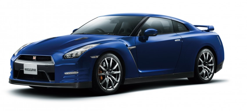 2014 Nissan GT-R facelift unveiled in Tokyo with updated suspension and looks Image #212242