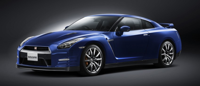 2014 Nissan GT-R facelift unveiled in Tokyo with updated suspension and looks Image #212251