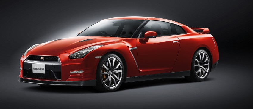 2014 Nissan GT-R facelift unveiled in Tokyo with updated suspension and looks Image #212253
