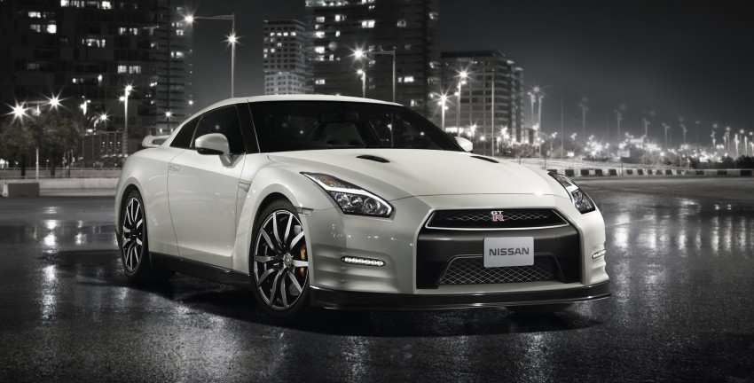 2014 Nissan GT-R facelift unveiled in Tokyo with updated suspension and looks Image #212259
