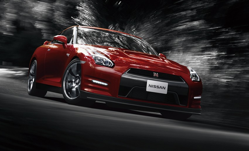 2014 Nissan GT-R facelift unveiled in Tokyo with updated suspension and looks Image #212261