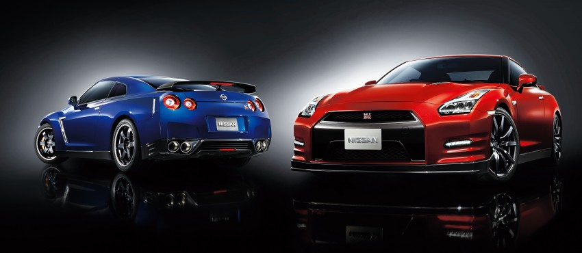 2014 Nissan GT-R facelift unveiled in Tokyo with updated suspension and looks Image #212262