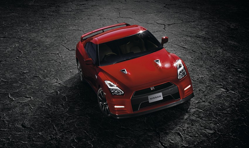 2014 Nissan GT-R facelift unveiled in Tokyo with updated suspension and looks Image #212264