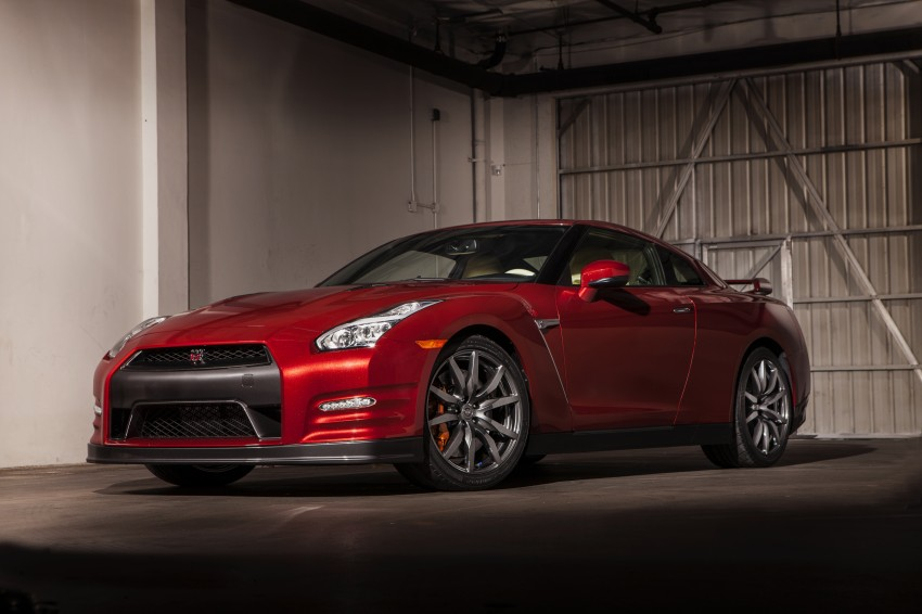 2014 Nissan GT-R facelift unveiled in Tokyo with updated suspension and looks Image #212268
